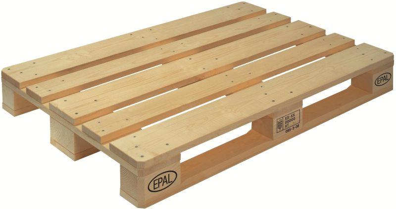 Dřevěné palety prodej